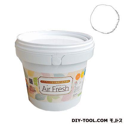エアフレッシュ ハイブリット型光触媒内装用塗料 ピュアホワイト 4kg イサム塗料 塗料 水性塗料