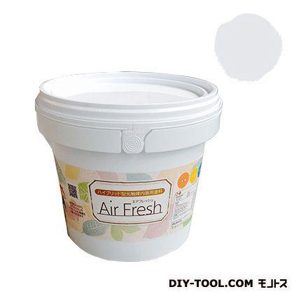エアフレッシュ ハイブリット型光触媒内装用塗料 キャンパスホワイト 4kg イサム塗料 塗料 水性塗料