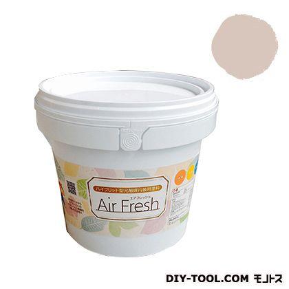 エアフレッシュ ハイブリット型光触媒内装用塗料 ティーローズ 4kg イサム塗料 塗料 水性塗料