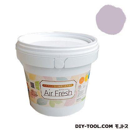 エアフレッシュ ハイブリット型光触媒内装用塗料 ラベンダーアロマ 4kg イサム塗料 塗料 水性塗料