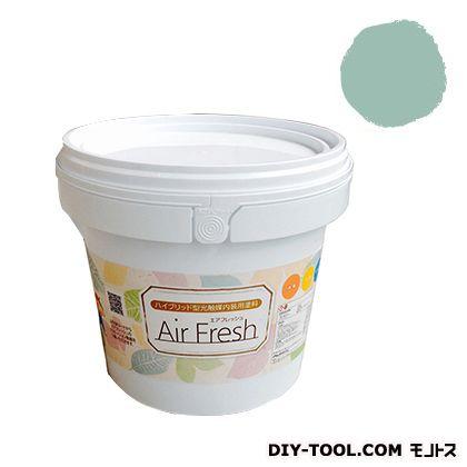 エアフレッシュ ハイブリット型光触媒内装用塗料 グリーンリーフ 4kg イサム塗料 塗料 水性塗料