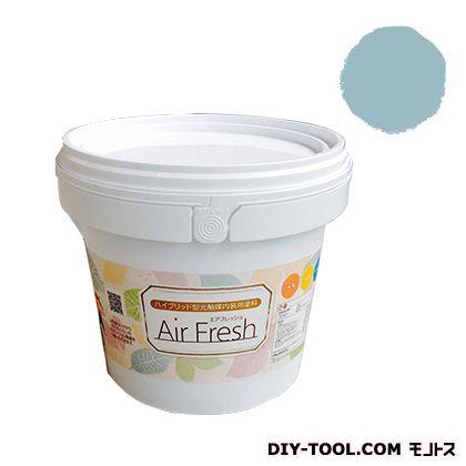 エアフレッシュ ハイブリット型光触媒内装用塗料 ブルーブリーズ 4kg イサム塗料 塗料 水性塗料