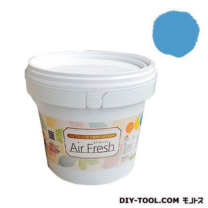 エアフレッシュ ハイブリット型光触媒内装用塗料 サーフオーシャン 4kg イサム塗料 塗料 水性塗料