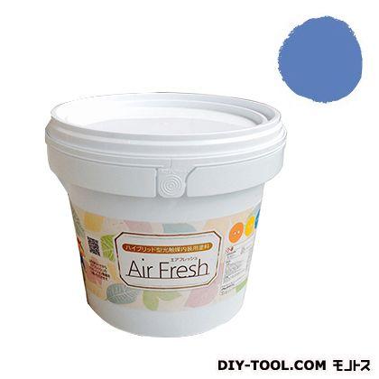 エアフレッシュ ハイブリット型光触媒内装用塗料 アイリスグロウ 4kg イサム塗料 塗料 水性塗料