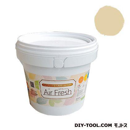 エアフレッシュ ハイブリット型光触媒内装用塗料 ハッピーデイ 4kg イサム塗料 塗料 水性塗料