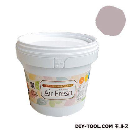 エアフレッシュ ハイブリット型光触媒内装用塗料 アッシュローズ 4kg イサム塗料 塗料 水性塗料