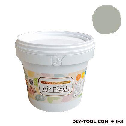 エアフレッシュ ハイブリット型光触媒内装用塗料 オリーブミスト 4kg イサム塗料 塗料 水性塗料