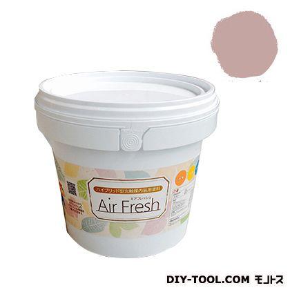 エアフレッシュ ハイブリット型光触媒内装用塗料 サンライズ 4kg イサム塗料 塗料 水性塗料