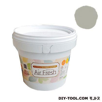 エアフレッシュ ハイブリット型光触媒内装用塗料 ムーンミスト 4kg イサム塗料 塗料 水性塗料