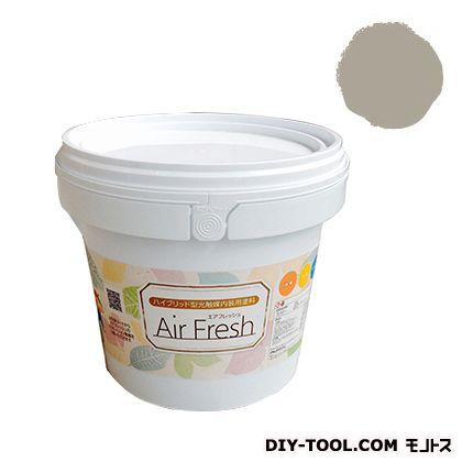 エアフレッシュ ハイブリット型光触媒内装用塗料 サンドベージュ 4kg イサム塗料 塗料 水性塗料
