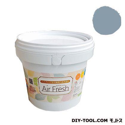 エアフレッシュ ハイブリット型光触媒内装用塗料 ムーンストーン 4kg イサム塗料 塗料 水性塗料