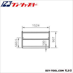 伊藤製作所 ローリング部材手摺枠  FPR-15Z 1 個