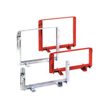 ※法人専用品※伊藤製作所 単管ハンガー赤色塗装50本用 TH50P 1セット