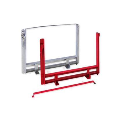 伊藤製作所 サポートハンガー赤色塗装  SH40P 1 セット