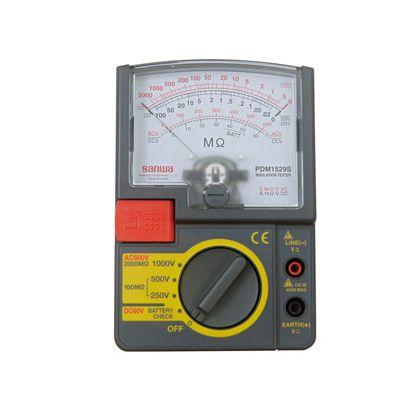 デンサン 絶縁抵抗計  PDM-1529S