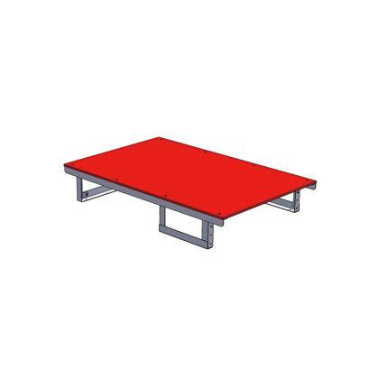 デンサン バンキャビネット(テーブル)  SCT-T04