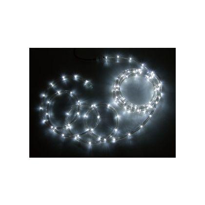 デンサン LEDソフトネオン(75mmピッチ) PR3L-E24-32WW