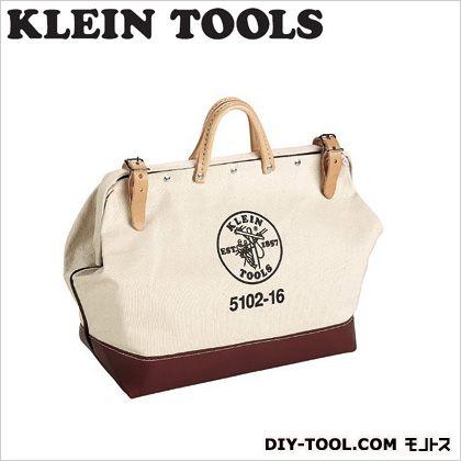 クラインツール クラインツールバック 幅406mm奥行152mm高さ356mm (KL5102-16) デンサン DENSAN ツールバッグ 工具箱 ツールボックス ツールケース ボックス バック