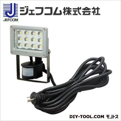 最新のデザイン ONLINE FACTORY PDS-0112C:DIY デンサン LED投光器 サイズ:幅140×奥行75×高さ195mm SHOP-DIY・工具