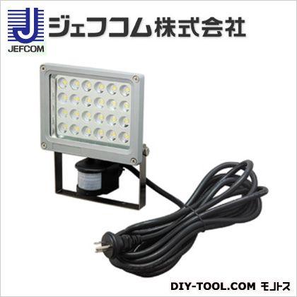 デンサン LED投光器 サイズ:幅185×奥行83×高さ230mm PDS-0124C