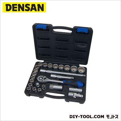 デンサン ソケットレンチセット ケースサイズ:幅305×奥行75×高さ236mm SWS-1032K