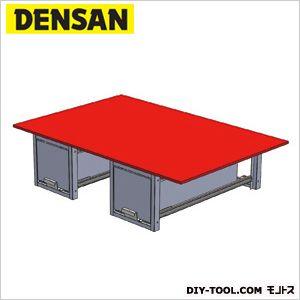 デンサン システムキャビネット 幅1400×奥行950×高さ350mm SCT-DSET-A