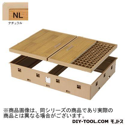 JOTO 高気密床下点検口標準型 ナチュラル SPF-R9060F12-NL