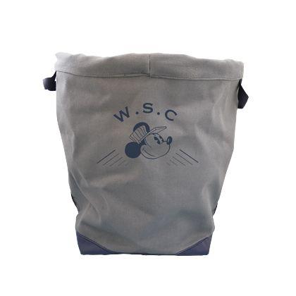 Workson WSC グレー ディズニーキャンバスロールバスケットL グレー H380×W330(mm) 5セット Workson 5セット, ハピネットオンライン:b06a93dc --- sunward.msk.ru