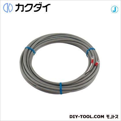 カクダイ キャブタイヤコード(潅水用) (504-032-50) KAKUDAI 自動潅水システム 水やりセット