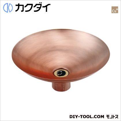 カクダイ(KAKUDAI) 銅製水鉢 624-965
