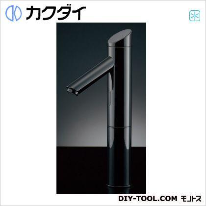 カクダイ/KAKUDAI センサー水栓(トール・ブラック) 713-321-D