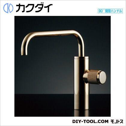 カクダイ/KAKUDAI 立水栓(クリアブラス) 721-221-CG