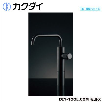 カクダイ/KAKUDAI 立水栓(トール・マットブラック) 721-222-D
