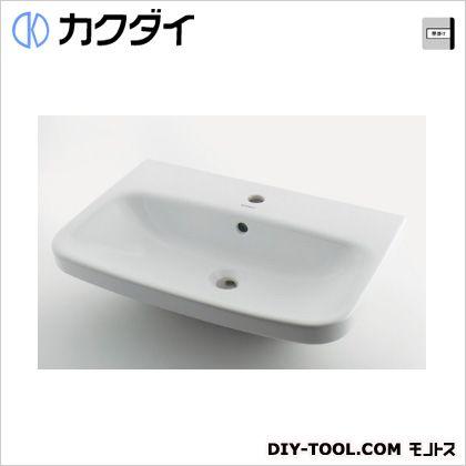 カクダイ(KAKUDAI) 壁掛洗面器//1ホール 5.5L #DU-2319650000