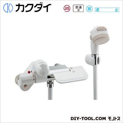 カクダイ サーモスタットシャワー専用混合栓  173-074K