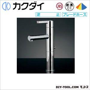 カクダイ シングルレバー混合栓(トール)  183-120