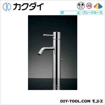 カクダイ シングルレバー混合栓(トール)  183-128