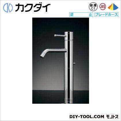 カクダイ/KAKUDAI シングルレバー混合栓(トール) 183-130