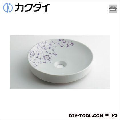 激安価格の カクダイ 丸型手洗器 ラベンダー ラベンダー 493-097-PU:DIY 丸型手洗器 FACTORY ONLINE 493-097-PU SHOP, 大きいサイズ通販 XL-エックスエル:24bca17c --- fricanospizzaalpine.com