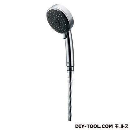 グローエ シャワーセット(シャワーヘッド+カクダイシャワーホース) シルバー