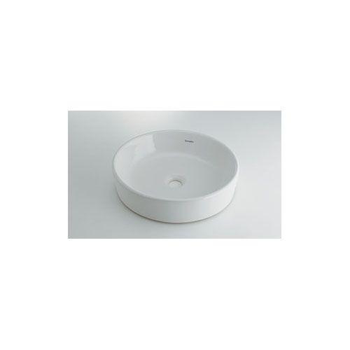 DURAVIT 丸型洗面器 白(ホワイト) 呼46・横435・縦395 (#DU-2321440000) 1
