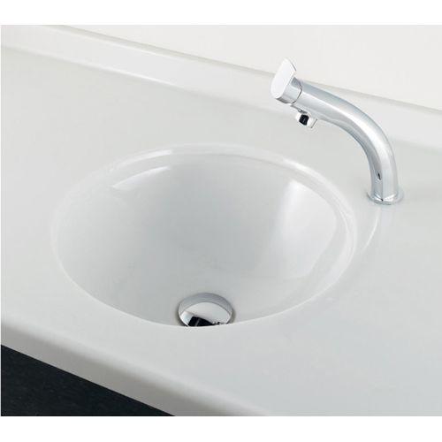 DURAVIT アンダーカウンター式洗面器 白(ホワイト) 呼46・横430 (#DU-0468400000) 1
