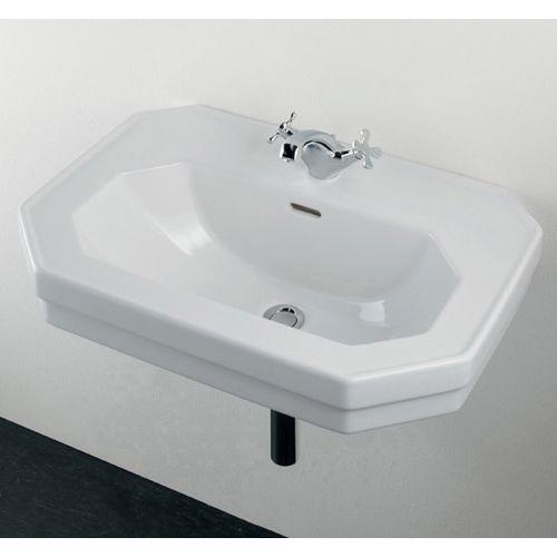 DURAVIT 壁掛洗面器//1ホール 白(ホワイト) 呼46・横700・縦500 #DU-0438700000 1