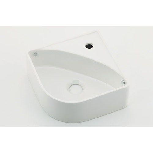 MINO 壁掛手洗器//ホワイト 白(ホワイト) 493-150-W 1