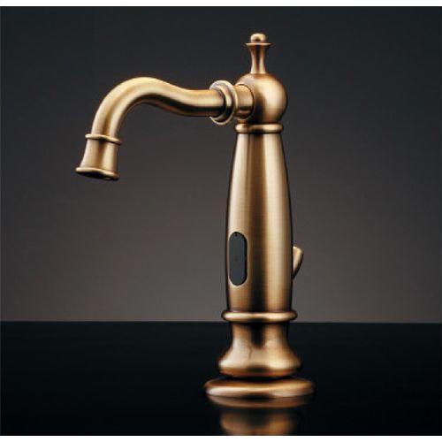 ANTIRA センサー水栓 ブロンズ 713-350-BP 1