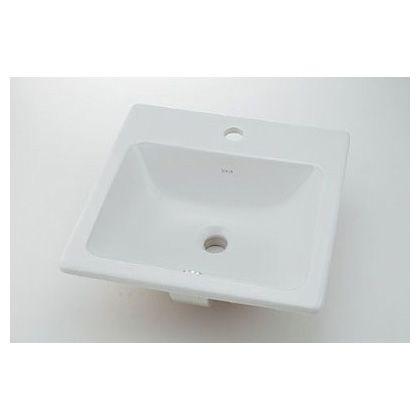 VitrA(ヴィトラ) 角型洗面器 白(ホワイト) (#VR-5463B0030001)
