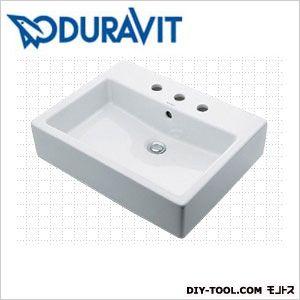 デュラビット JEWELBOX角型洗面器  #DU-0452600030
