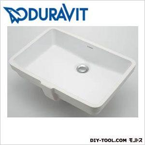 デュラビット JEWELBOXアンダーカウンター式洗面器  #DU-0330480000