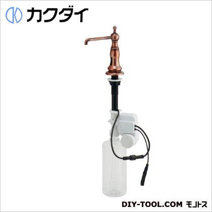 カクダイ/KAKUDAI オートソープディスペンサー//ブロンズ 205-920-BP