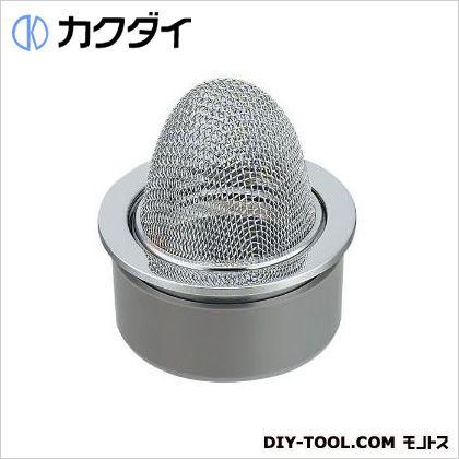 カクダイ VP・VU兼用山形防虫目皿 (400-239-75)